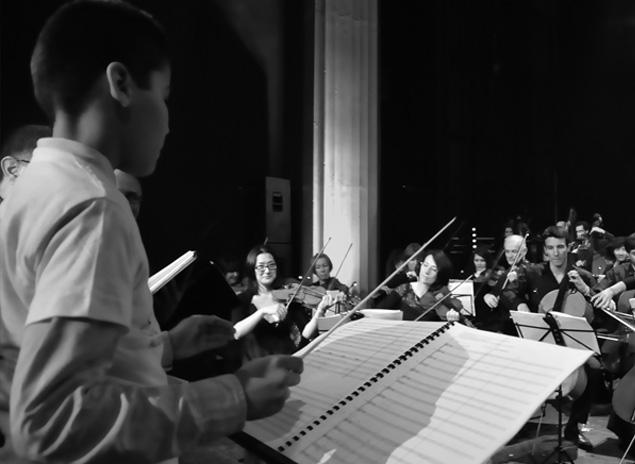 Master Class Opéra d'Alger